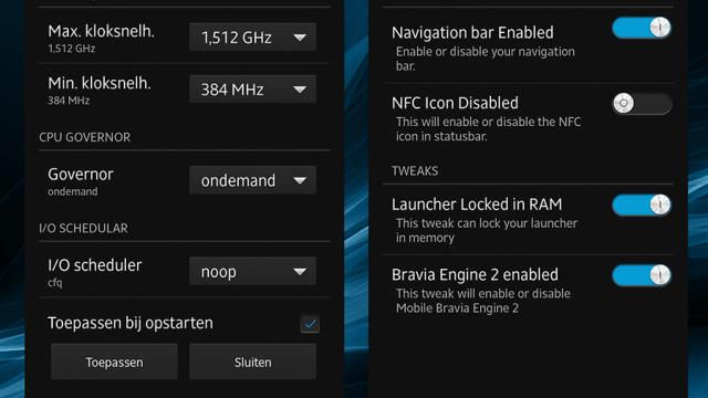 KA06 Xperia Z Revolution™