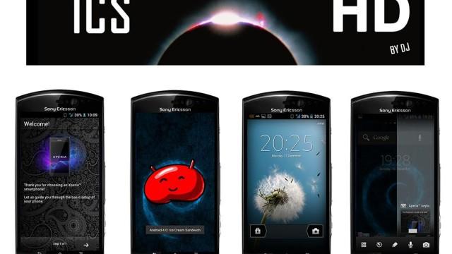 Revolution ICS HD™ Sony Xperia Neo